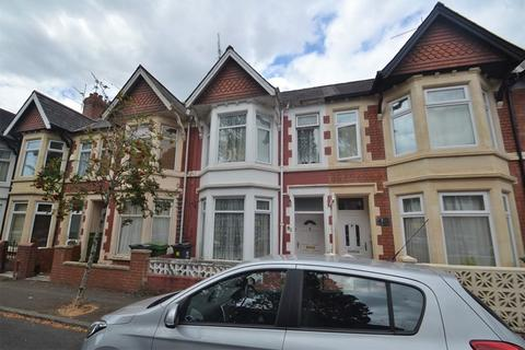 3 bedroom terraced house for sale - New Zealand Road, Cardiff
