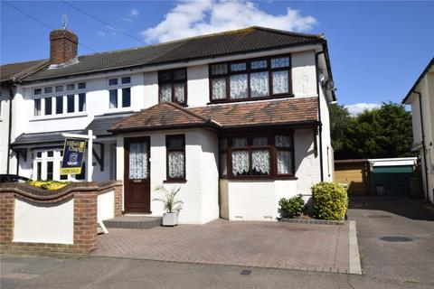 3 bedroom end of terrace house for sale - Elms Farm Road, Hornchurch, RM12