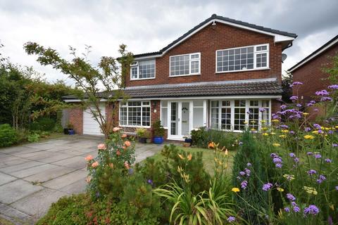 4 bedroom detached house for sale - RAINOW DRIVE,POYNTON