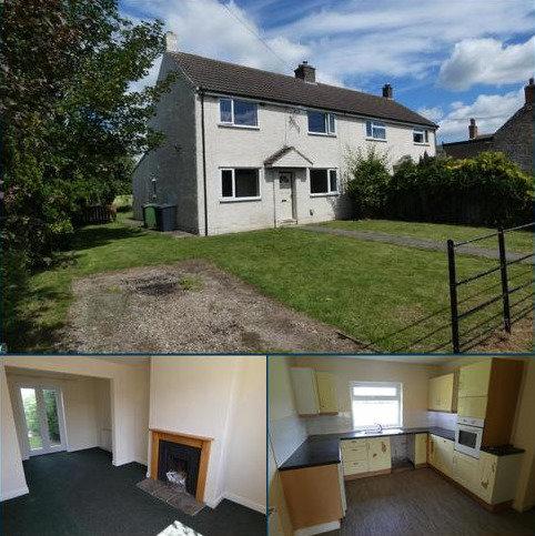 3 bedroom semi-detached house for sale - 2 Thornhill Terrace, Thornborough DL8 2RB