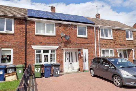 2 bedroom terraced house for sale - Dame Flora Robson Avenue, SIMONSIDE, South Shields, Tyne and Wear, NE34 9EE