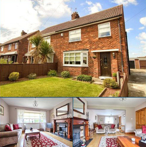 3 bedroom semi-detached house for sale - Pritchett Road, Ormesby