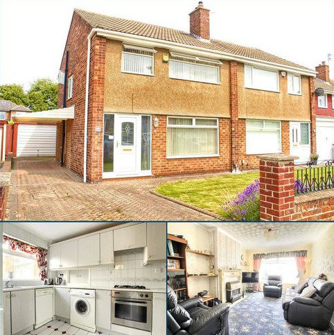 3 bedroom semi-detached house for sale - Staindrop Drive, Acklam