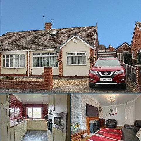 3 bedroom semi-detached bungalow for sale - Tanya Gardens, Brookfield