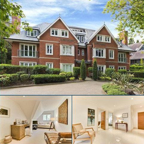 2 bedroom flat for sale - Gower House, Gower Road, Weybridge, Surrey, KT13