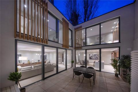 3 bedroom semi-detached house to rent - Manor Mews, Abbey Road, St. John's Wood, London, NW8