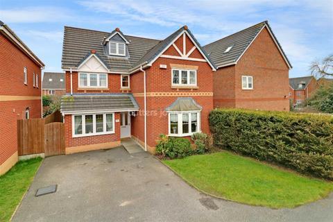4 bedroom detached house for sale - Mottram Drive, Stapeley