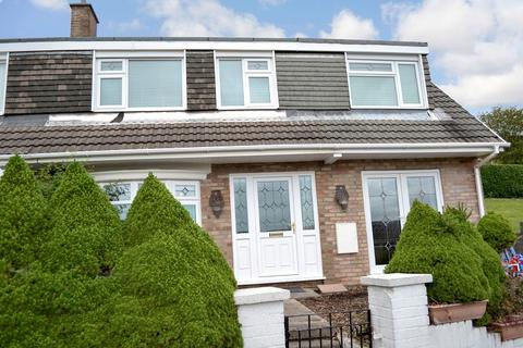 4 bedroom semi-detached house for sale - Maes Ty Canol, Baglan, Port Talbot, Neath Port Talbot. SA12 8UP