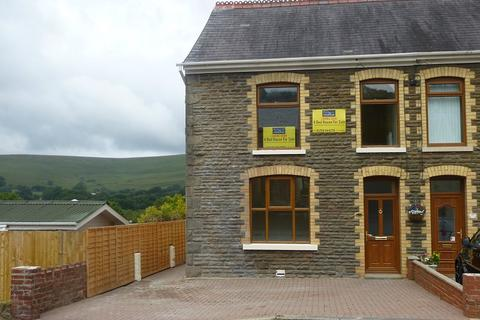 4 bedroom end of terrace house for sale - Heol Y Gors , Cwmgors, Ammanford, Carmarthenshire.