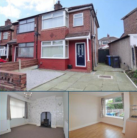3 bedroom semi-detached house to rent - Atherley Grove, Chadderton, Oldham, OL9