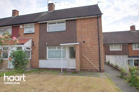 3 bedroom end of terrace house for sale - Ferncliffe Road, Harborne, Birmingham