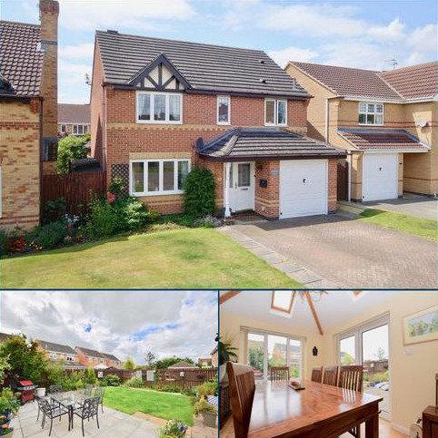 4 bedroom detached house for sale - Kings Close, Pocklington