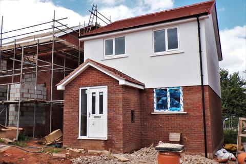 2 bedroom detached house - Plot 3, Saxon Meadow