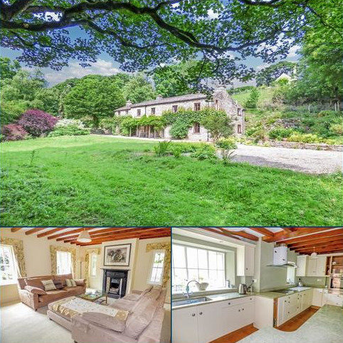 4 bedroom detached house for sale - Washfold House, Hurst, Nr Reeth