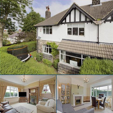 3 bedroom semi-detached house for sale - Rufford Drive, Yeadon