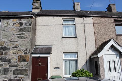2 bedroom terraced house for sale - Glan Gwna Terrae, Caeathro