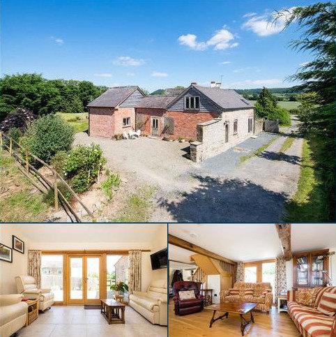 2 bedroom barn conversion for sale - Broome, Aston-on-Clun, Craven Arms, Shropshire, SY7