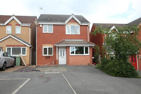 3 bedroom detached house for sale - 39 Ashton Road, Clay Cross