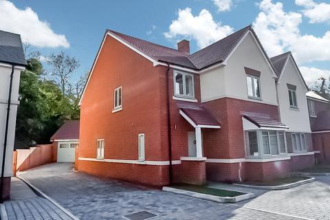 4 bedroom detached house - Ash Tree Close, Quarry Hill