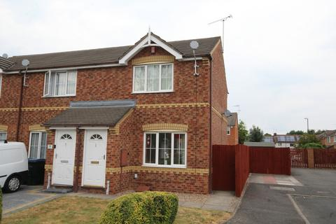 2 bedroom end of terrace house for sale - Kingsmead Mews, Coventry