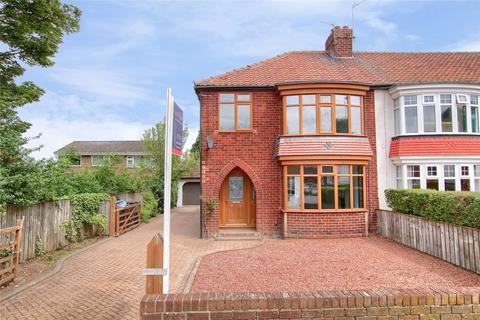 3 bedroom semi-detached house for sale - Dixons Bank, Nunthorpe