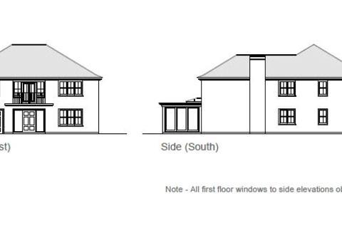 Plot for sale - Heron House, Taylors Lane, Bosham, Chichester, PO18