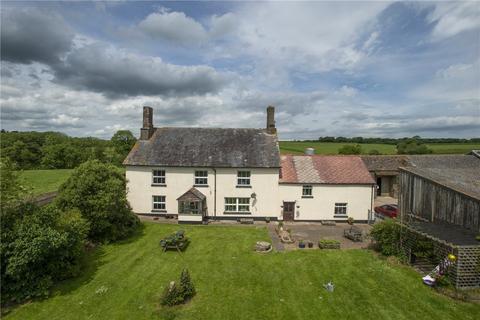 Farm for sale - Great Cudworthy, Dolton, Winkleigh, Devon, EX19
