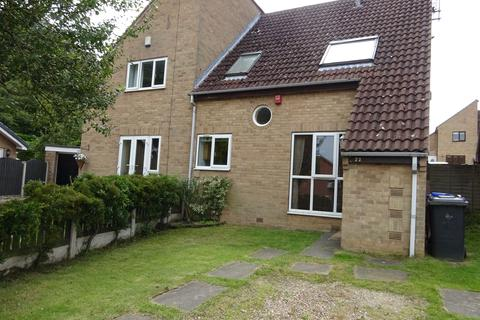 1 bedroom semi-detached house to rent - 22 Roydfield Road, Waterthorpe Sheffield S20 7ND