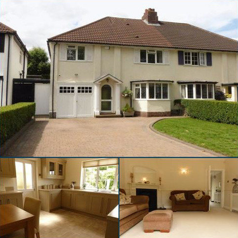 4 bedroom semi-detached house for sale - Britwell Road, Sutton Coldfield