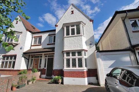4 bedroom semi-detached house for sale - Niagara Avenue, Ealing, London, W5 4UD