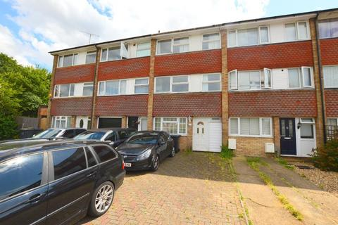 4 bedroom terraced house for sale - Swasedale Road, Luton, Bedfordshire, LU3 2UD