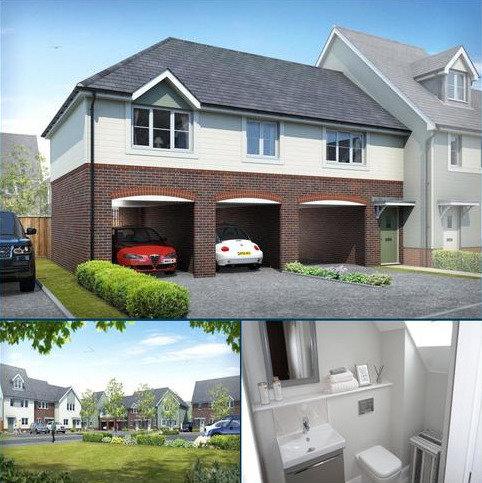 2 bedroom flat for sale - Ashlin Quarter, Station Road, Aylesford, Kent, ME20