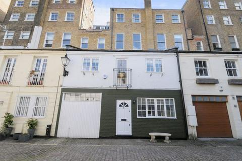 2 bedroom terraced house to rent - Two Double Bedroom Mews House Lancaster Gate