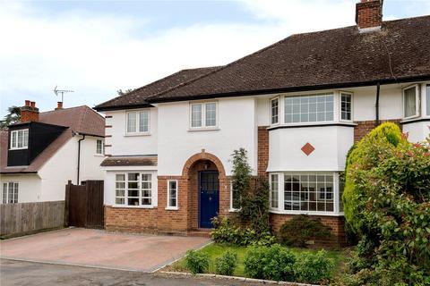 4 bedroom semi-detached house to rent - St. Margarets Road, Girton, Cambridge, CB3