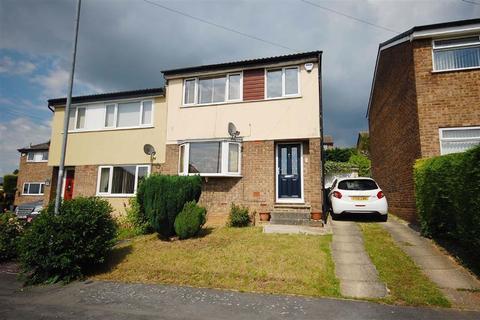 3 bedroom semi-detached house for sale - Lincoln Walk, Kippax, Leeds, LS25