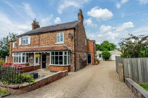 4 bedroom semi-detached house for sale - Hull Road, Dunnington, York