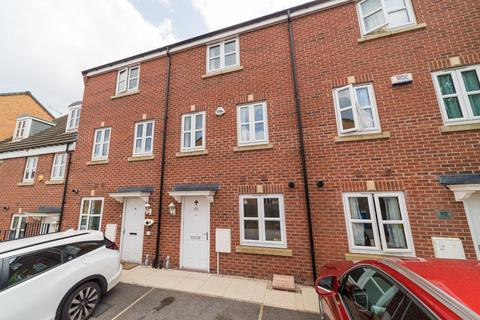 4 bedroom townhouse to rent - Myrtle Crescent, Sheffield, S2