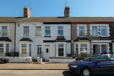 2 bedroom terraced house to rent - Cottrell Road, Roath