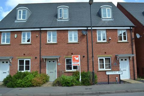3 bedroom townhouse for sale - Davenport Way, Woodville, Swadlincote