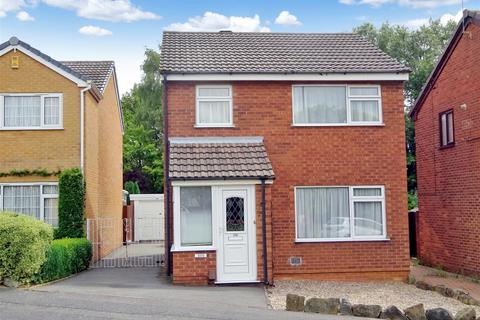3 bedroom detached house for sale - Oregon Way, Chaddesden, Derby