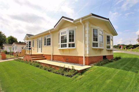 2 bedroom mobile home for sale - Wyatts Covert, Denham