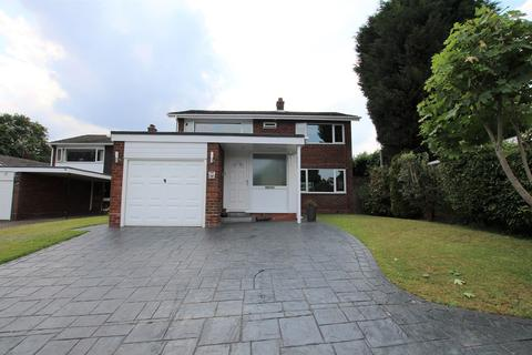 4 bedroom detached house for sale - Linforth Drive, Sutton Coldfield, B74