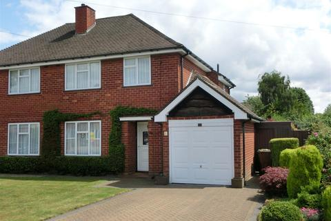 3 bedroom semi-detached house for sale - Fabian Crescent, Shirley, Solihull