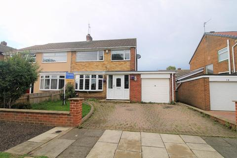 3 bedroom semi-detached house for sale - Shadforth Drive, Billingham