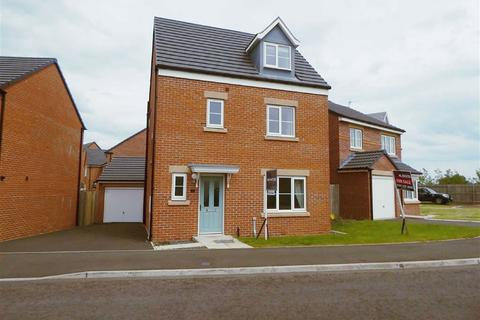 4 bedroom detached house for sale - Starsley Place, Seaton Deleval, Northumberland, NE25