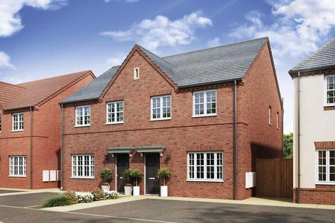 3 bedroom semi-detached house for sale - Plot 152, The Holmewood, Hambleton Chase, Stillington Road, Easingwold, York