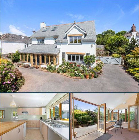 4 bedroom detached house for sale - Chillington, Kingsbridge, Devon, TQ7