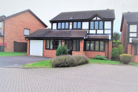 4 bedroom detached house to rent - Belton Drive, West Bridgford