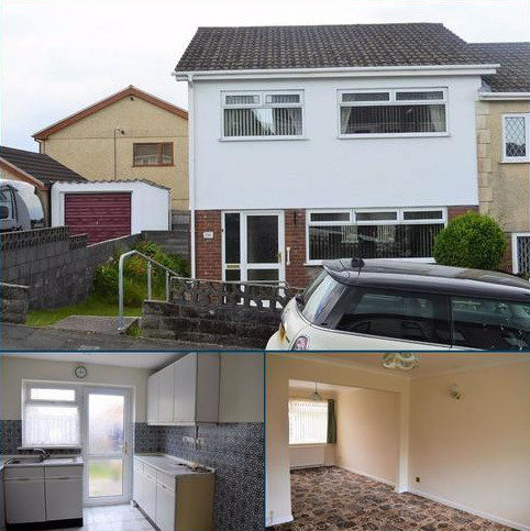 3 bedroom semi-detached house for sale - Waun Gron Road, Swansea, SA5
