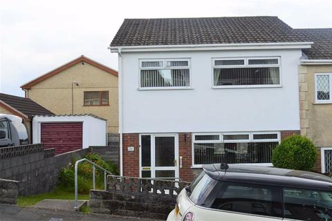 3 bedroom semi-detached house for sale - Waun Gron Road, Swansea, SA5